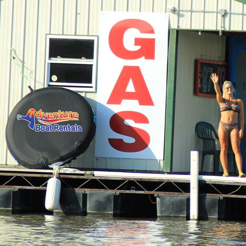 Dock-girls-Gas-tube